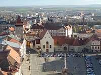 Masarykovo náměstí ve Znojmě - Hluboké Mašůvky