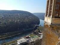 Znojemská přehrada - Hluboké Mašůvky