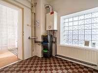 Ubytování ŠRÚFEK - Koupelna s fénem; Odpady u nás třídíme. - chalupa k pronájmu Podivín