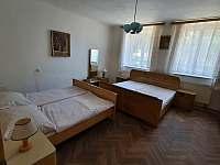 Ubytování ŠRÚFEK - Ložnice 2 - Podivín