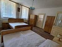 Ubytování ŠRÚFEK - Ložnice 3 - Podivín