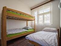Ubytování ŠRÚFEK - Pokoj s patrovou postelí 2 - chalupa k pronajmutí Podivín