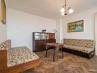 Ubytování ŠRÚFEK - Přední ložnice 1 - chalupa ubytování Podivín