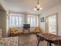 Ubytování ŠRÚFEK - Přední ložnice 2 - chalupa k pronájmu Podivín