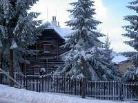 ubytování Lyžařský areál na Mikulčině Vrchu na chatě k pronájmu - Bystřice pod Lopeníkem