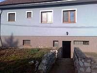 Levné ubytování Bazén Hrušovany nad Jevišovkou Chalupa k pronájmu - Dobré Pole