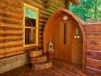 Srub sauna