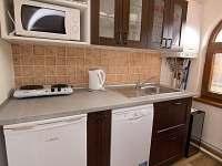 Kuchyně apartmán - Tvrdonice