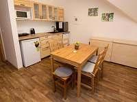 Kuchyňka u pokojů - Tvrdonice