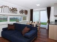 2+kk s terasou - pronájem apartmánu Lednice na Moravě