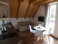 Podkrovní apartmán 1+kk - ubytování Lednice na Moravě