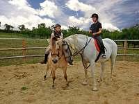 Koňská stáj na mlýně - pronájem chalupy Bukovany u Kyjova