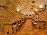 Vinný sklep na mlýně - chalupa k pronájmu Bukovany u Kyjova