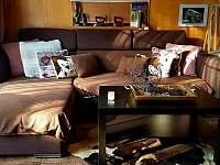 přízemí - chata ubytování Vápenice 12