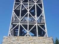 rozhledna na Velkém Lopeníku - Vápenice 12