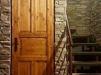 schodiště do podkroví - Vápenice 12
