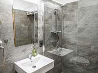 Koupelna - ubytování Tasovice