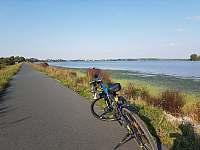 cyklostezka kolem Pasohlávek - Novosedly