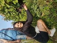 na přání hostů návštěva vinohradů - Novosedly