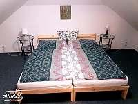 Třetí ložnice - pronájem apartmánu Novosedly