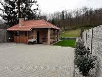 Dvůr - pronájem chalupy Horní Bojanovice
