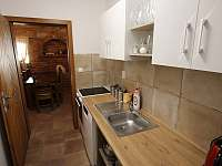 Kuchyňka - chalupa k pronajmutí Mikulov - Mušlov