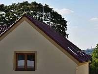 Pohled zezadu domu - Mikulov - Mušlov