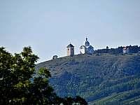 Výhled na Sv. kopeček - Mikulov - Mušlov
