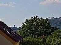 Výhled na zámek a Sv. kopeček - Mikulov - Mušlov