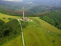 Javořina, nevyšší vrchol Bílých Karpat - Lopeník