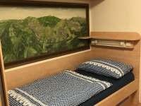 Pokoj č. 2- Modrý pokoj - Lopeník