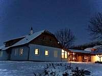 V zimě - Lopeník