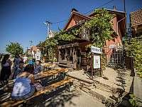 Penzion na horách - okolí Ratíškovic