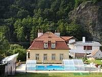 Penzion ubytování v Podhradí nad Dyjí