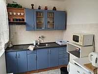 Kuchyň - pronájem chalupy Dolní Věstonice
