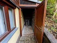 Chata k pronajmutí - chata ubytování Podhradí nad Dyji - 5