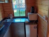 kuchyňka 3 - chata k pronajmutí Suchý