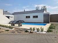 Společný bazén - rekreační dům k pronájmu Brod nad Dyjí