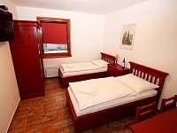 červený pokoj - Dolní Dunajovice