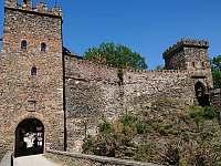 hrad Bítov -