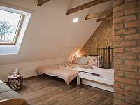 Ložnice - apartmán k pronájmu Prušánky - Nechory