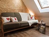 Odpočinková sedačka - apartmán ubytování Prušánky - Nechory