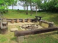 barbecue koutek - Těšetice u Znojma