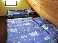 ložnice v patře - 5 lůžek - Těšetice u Znojma