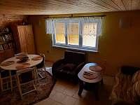 obývací místnost + 3 přistýlky - Těšetice u Znojma
