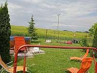 venkovní vyžití - chata k pronájmu Těšetice u Znojma
