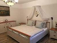 Hieronymus - ložnice - pronájem chalupy Mikulov