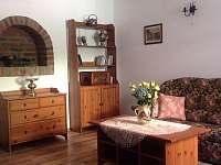 Hieronymus - obývací pokoj - chalupa k pronájmu Mikulov