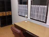 Obývací pokoj - pronájem chalupy Tasov u Hroznové Lhoty