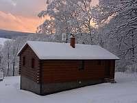 Chata Popelka 2 Strání - ubytování Strání